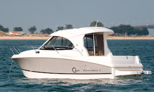 Image of Beneteau Antares 8 for sale in United Kingdom for £79,950 Staines-Upon-Thames, United Kingdom