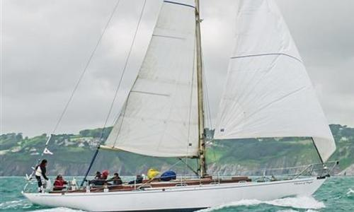 Image of Sparkman & Stephens 43ft Sloop for sale in United Kingdom for €150,000 (£132,059) United Kingdom