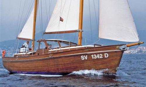 Image of John Alden Bain, Miller & Son  Ketch for sale in Italy for €165,000 (£146,164) Italy