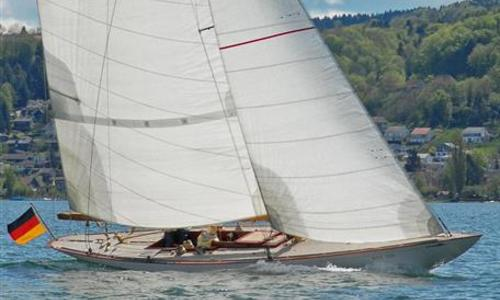 Image of William Fife & Sons III 8 metre for sale in Germany for €220,000 (£193,659) Germany