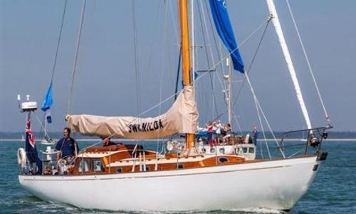 Image of Camper & Nicholson A Nicholson Bermudian Sloop for sale in United Kingdom for £125,000 United Kingdom