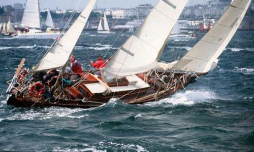 Image of J Pain Clark 39 Ketch for sale in United Kingdom for £39,500 United Kingdom