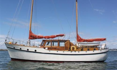 Image of J N MIller Ketch Fifer Motor Sailer for sale in United Kingdom for £47,500 Poole, Dorset, , United Kingdom