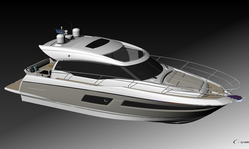 Image of Prestige 460 for sale in Netherlands for €466,000 (£408,192) Netherlands