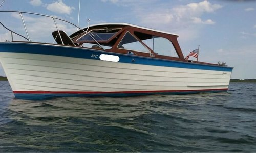 Image of Lyman 26 Cruisette for sale in United States of America for $18,000 (£13,955) Clay Township, Michigan, United States of America