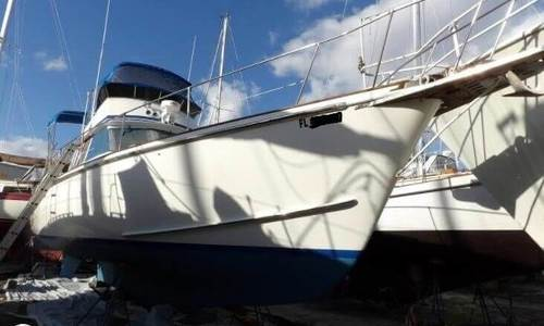 Image of Gulfstar 43 Mark II for sale in United States of America for $33,900 (£24,166) Fort Pierce, Florida, United States of America