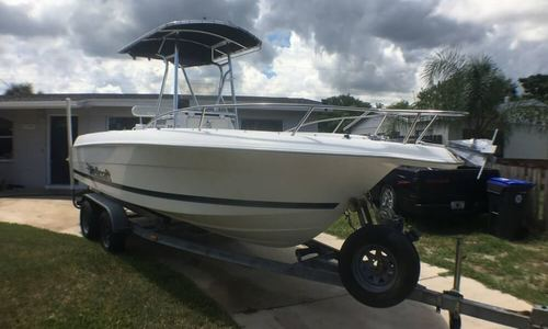 Image of Wellcraft 210 CCF for sale in United States of America for $16,500 (£11,762) Titusville, Florida, United States of America