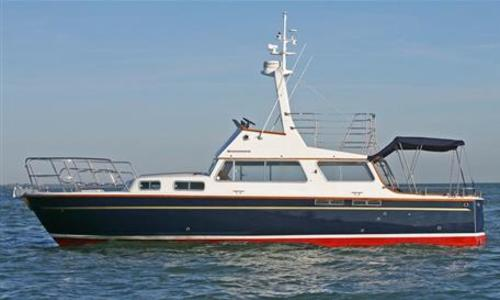 Image of Hagg 36 Flybridge Motor Yacht for sale in United Kingdom for £135,000 United Kingdom