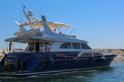 Van Der Valk Titan for sale in Netherlands for €1,700,000 (£1,526,485)
