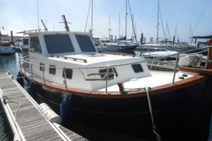 Menorquin 45 for sale in Portugal for €54,500 (£47,756)
