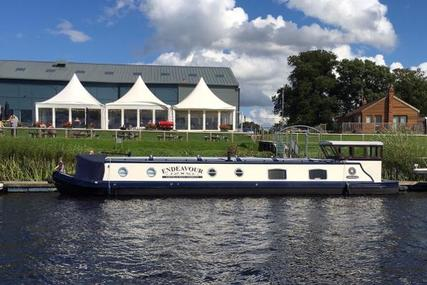 Mirfield Boat Company Wide Beam 55 x 10 Eurocruiser for sale in United Kingdom for £129,995