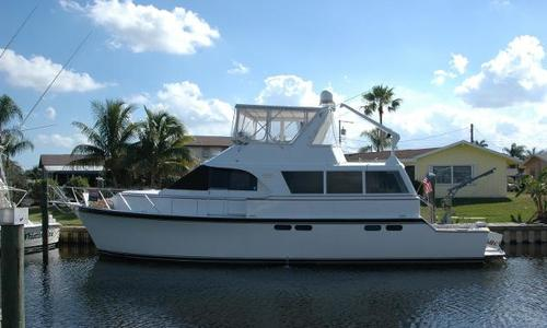 Image of Ocean 56' CPMY for sale in United States of America for $189,900 (£136,838) Stuart, FL, United States of America
