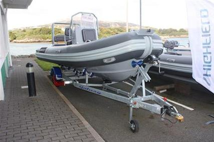 Highfield 540 DL Aluminium Hull RIB for sale in United Kingdom for £28,500
