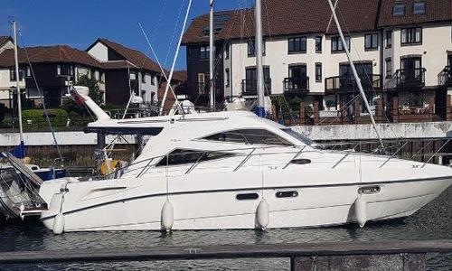Image of Sealine F34 for sale in United Kingdom for £99,995 Southampton, United Kingdom