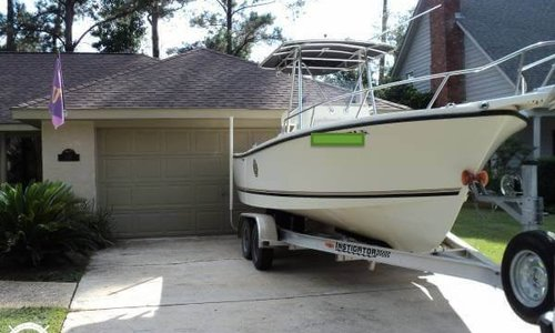 Image of Shamrock 220 Open for sale in United States of America for $22,500 (£16,043) Mandeville, Louisiana, United States of America