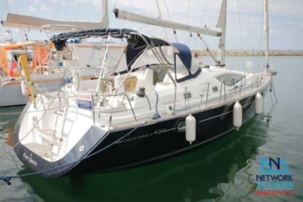 Jeanneau Sun Odyssey 42 DS for sale in Spain for £115,000