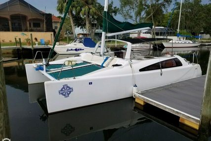 Sea Tribe 870 for sale in United States of America for $55,000 (£39,477)