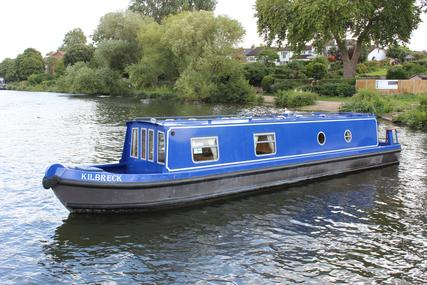 Sea Otter 41' Narrowboat for sale in United Kingdom for £57,950