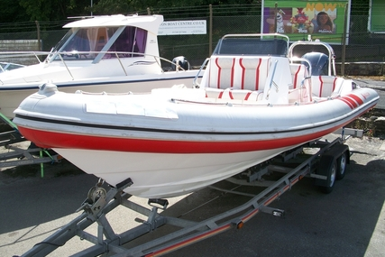 Cobra 7.60 Sport Rib for sale in United Kingdom for £44,500