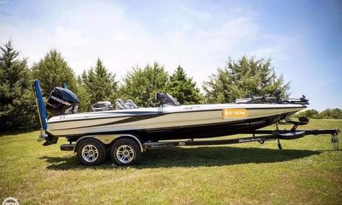 Image of Triton 21 HP Elite for sale in United States of America for $41,000 (£32,142) Reeds Spring, Missouri, United States of America