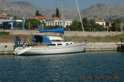 Lidgard 41 for sale in Greece for €59,000 (£52,593)