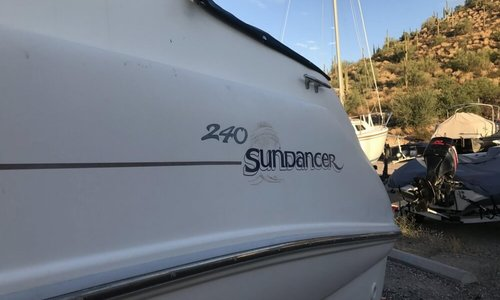 Image of Sea Ray 240 Sundancer for sale in United States of America for $18,500 (£14,550) Peoria, Arizona, United States of America