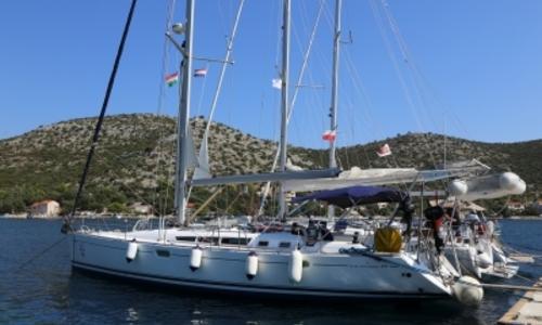 Image of Jeanneau Sun Odyssey 49 for sale in Croatia for €169,000 (£148,331) KASTELA, Croatia
