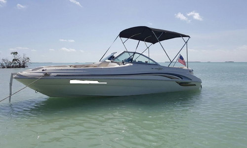 Image of Sea Ray 210 Sundeck for sale in United States of America for $12,995 (£9,761) Miami, Florida, United States of America