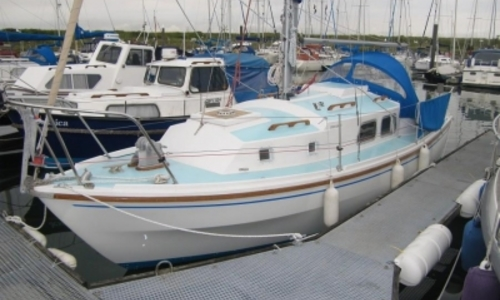 Image of Westerly 26 Centaur for sale in United Kingdom for £11,250 WALTON ON THE NAZE, United Kingdom