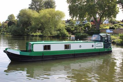 East West Marine 44' Cruiser Stern Narrowboat for sale in United Kingdom for £44,950
