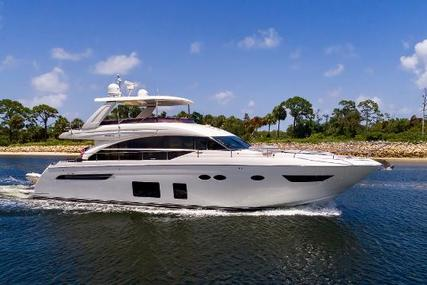 Princess 68 for sale in United States of America for $2,495,000 (£1,971,148)