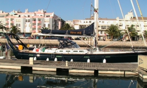 Image of Beneteau Oceanis 57 for sale in Portugal for €375,000 (£329,569) LISBON, Portugal