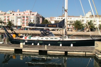 Beneteau Oceanis 57 for sale in Portugal for €375,000 (£329,531)