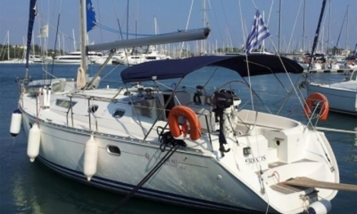 Image of Jeanneau Sun Odyssey 42.2 for sale in Greece for €64,500 (£56,500) CORFU, Greece