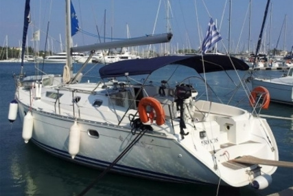 Jeanneau Sun Odyssey 42.2 for sale in Greece for €64,500 (£57,045)