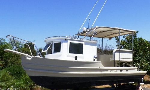 Image of Custom 23 Tug Pilothouse for sale in United States of America for $53,000 (£39,541) Fallbrook, California, United States of America