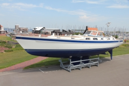 Hallberg-Rassy 62 for sale in Netherlands for €1,235,000 (£1,097,436)