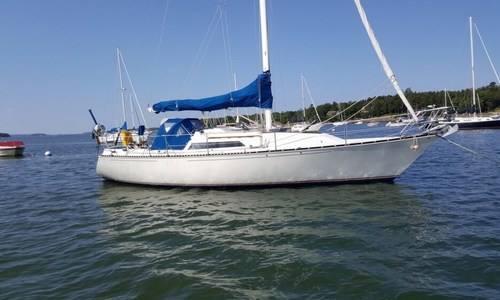 Image of C & C Yachts 35MKIII for sale in United States of America for $40,000 (£28,514) Brunswick, Maine, United States of America