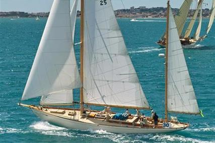 John Alden Bain, Miller & Son  Yawl for sale in Spain for €425,000 (£371,341)
