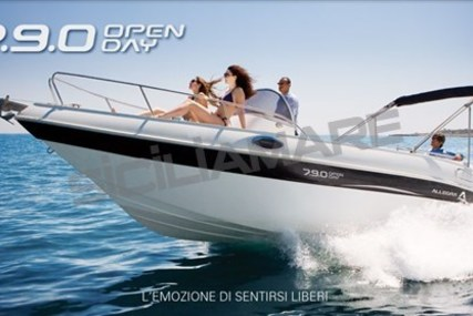 Allegra 790 Open day for sale in Italy for €22,000 (£19,391)