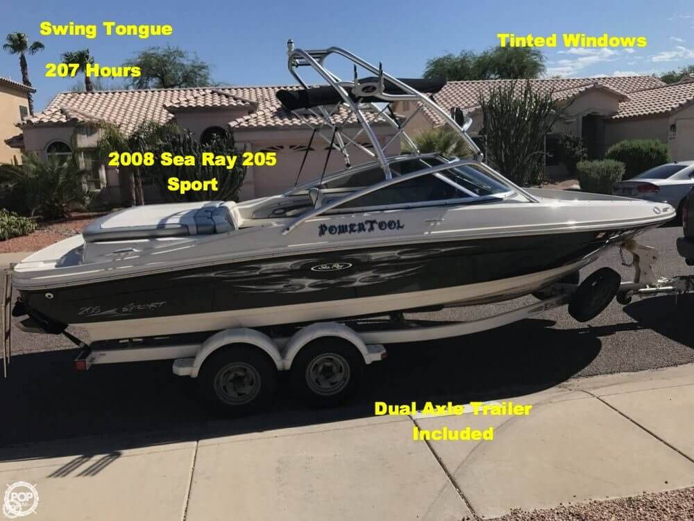 Sea Ray 205 Sport for sale in United States of America for