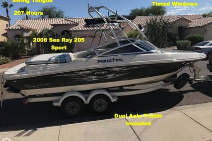 Sea Ray 205 Sport for sale in United States of America for $29,249 (£20,941)