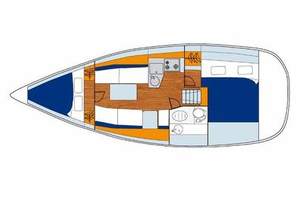 Jeanneau Sun Odyssey 33i for sale in Turkey for €45,000 (£40,170)