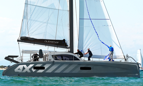 Image of Outremer 4X- 2019 for sale in United Kingdom for €705,000 (£630,032) Emsworth, United Kingdom