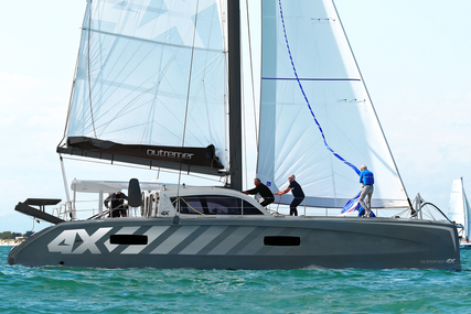 Outremer 4X for sale in United Kingdom for €705,000 (£623,441)