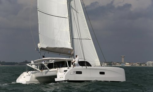 Image of Outremer 45 for sale in France for €559,000 (£499,259) France