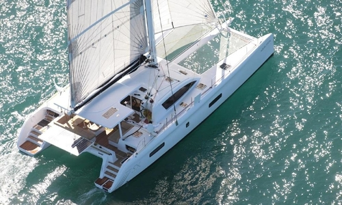 Image of Outremer 5X for sale in United Kingdom for €1,210,000 (£1,070,134) France - South, United Kingdom