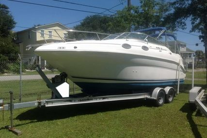 Sea Ray 240 Sundancer for sale in United States of America for $7,500 (£5,825)