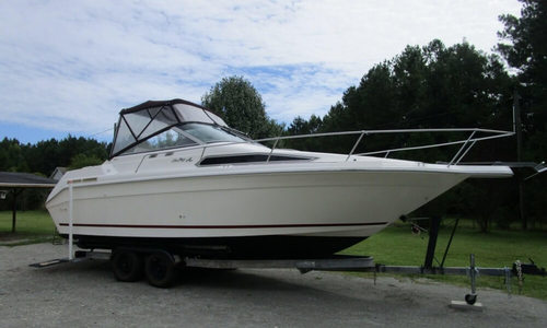 Image of Sea Ray 270 Sundancer for sale in United States of America for $13,500 (£9,690) Conway, South Carolina, United States of America