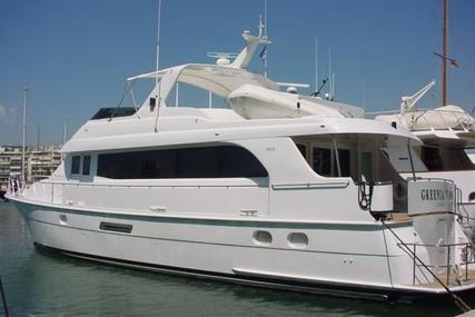 Hatteras 75 Sport Deck for sale in Greece for €620,000 (£553,107)